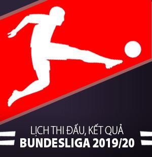 Lịch thi đấu và kết qua Bundesliga mới nhất!
