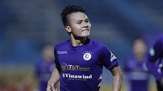 AFC ngỡ ngàng với cú vô lê đẳng cấp của Quang Hải vào lưới Viettel