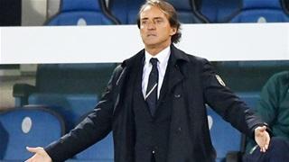 Italia lại vắng bóng cầu thủ Juve