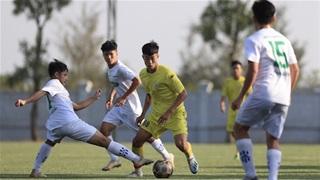 Vòng tứ kết giải U17 Cúp Quốc gia 2020: Xác định 2 cặp đấu bán kết