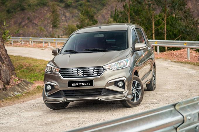 Ertiga Sport - chiếc xe lý tưởng cho gia đình bởi thiết kế và các tiện nghi thực dụng