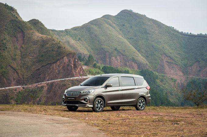 Động cơ và hộp số Ertiga Sport được Suzuki bảo hành lên đến 5 năm hoặc 150.000 km tùy điều kiện nào tới trước