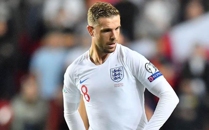 Henderson vẫn quan trọng với ĐT Anh