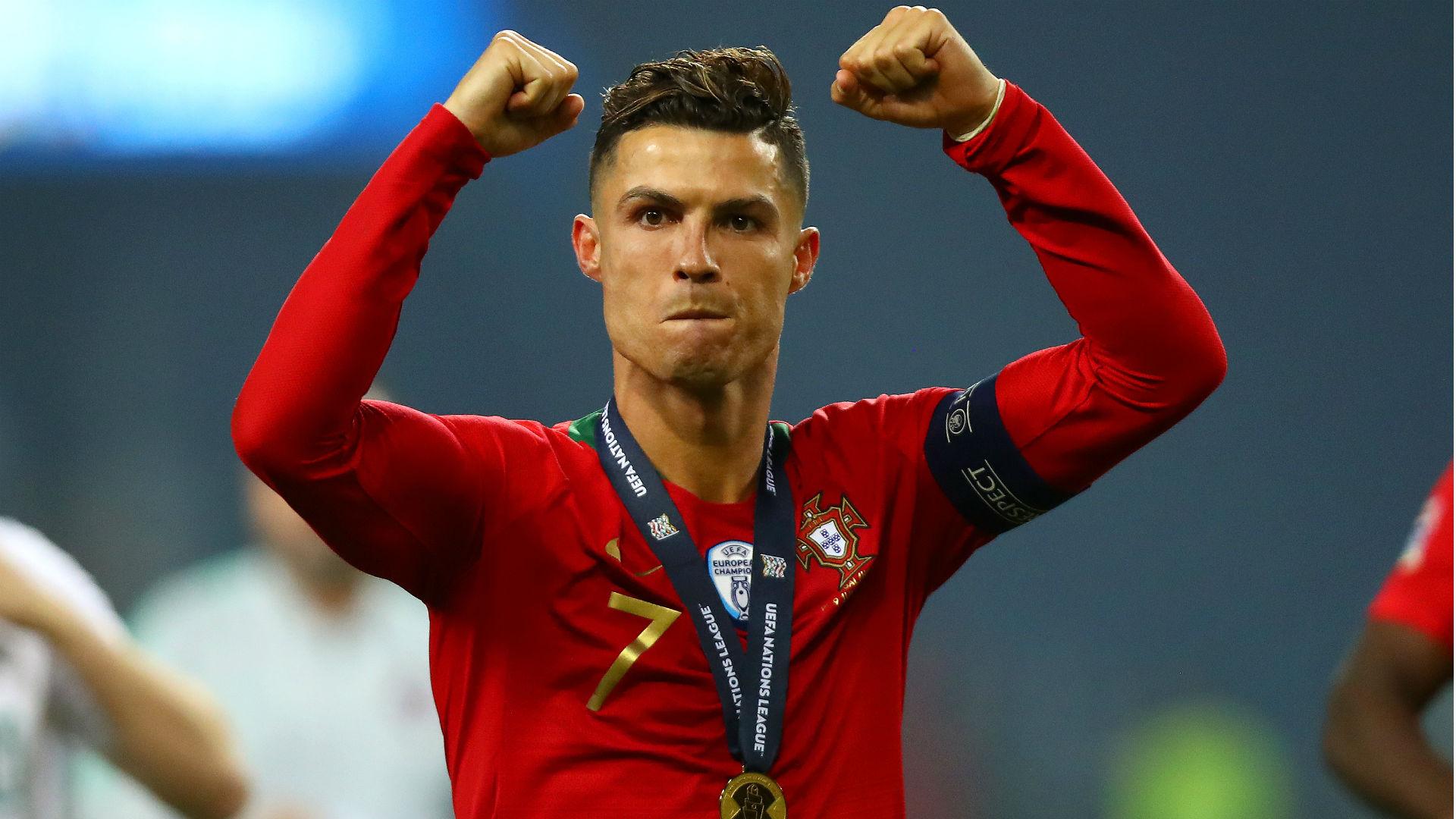 Ronaldo là nhà ĐKVĐ EURO