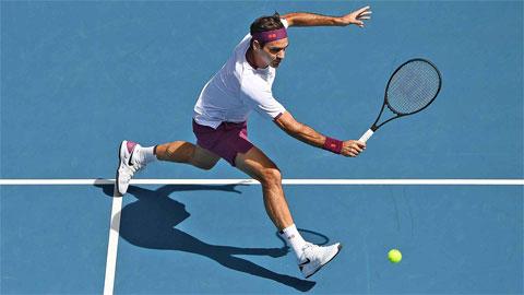Federer ra quân ở Doha