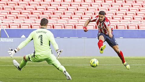 Suarez = Morata + Costa