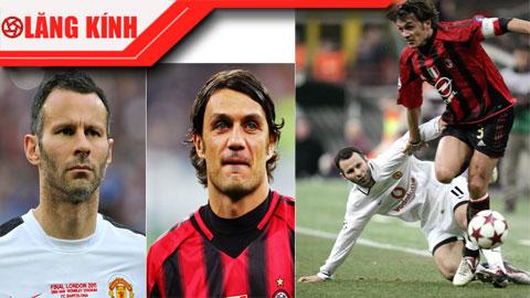 Thiếu biểu tượng ở đại chiến Man United vs Milan