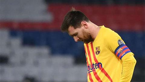 HLV Koeman nói gì về tương lai Messi sau khi Barca bị PSG đá văng khỏi Champions League?