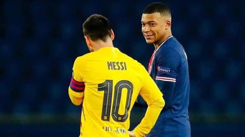 Mbappe phá kỷ lục đáng tự hào của Messi tại Champions League
