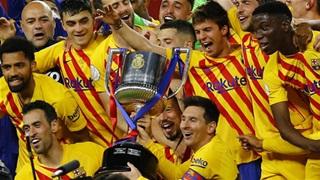 Messi phất cờ, Barca khởi nghĩa