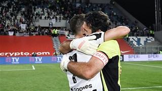 Điểm nhấn Atalanta 1-2 Juventus: Ngày tôn vinh Buffon và Ronaldo