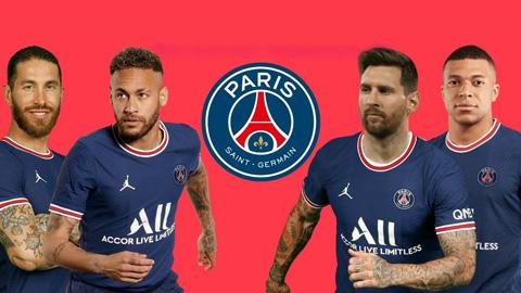 Lịch thi đấu của PSG tại Ligue 1 2021/22