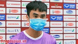 Xuất hiện hậu vệ U22 Việt Nam khiến Văn Toàn choáng váng vì tốc độ