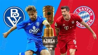 01h15 ngày 26/8, Bremer vs Bayern