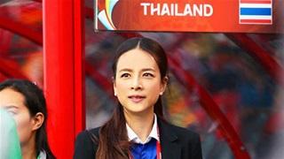Nữ tỷ phú xinh đẹp vận động đăng cai AFF Cup 2020 cho Thái Lan