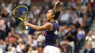 Hai tay vợt tuổi teen vào chung kết đơn nữ US Open 2021