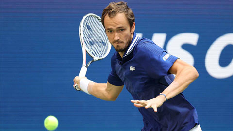 Medvedev lần thứ hai vào chung kết US Open
