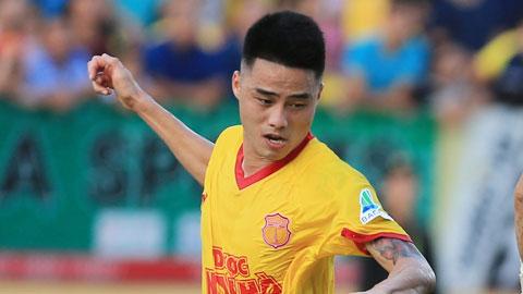Nam Định chia tay đội trưởng Lâm Anh Quang