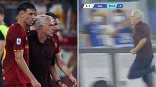 HLV Mourinho và những màn ăn mừng đáng nhớ