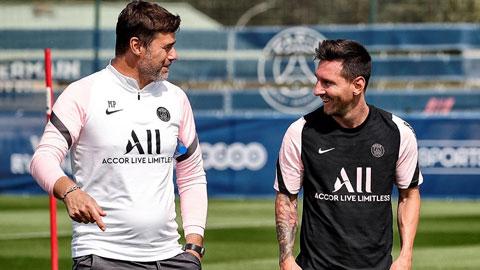 Pochettino không dám mơ được dẫn dắt Messi