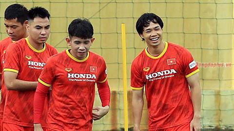 Công Phượng khoác áo số 10, để lại kiểu đầu thành công ở U23 châu Á 2018