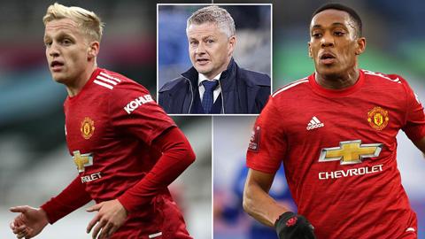 Man United thanh lý 7 cầu thủ trong tháng Giêng