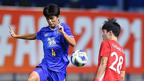 Pathum United 'tống khứ' tuyển thủ Thái Lan, dọn đường đón Hoàng Đức