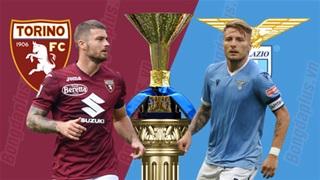 23h30 ngày 23/9: Torino vs Lazio