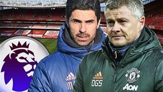 Hành trình tương phản của MU và Arsenal