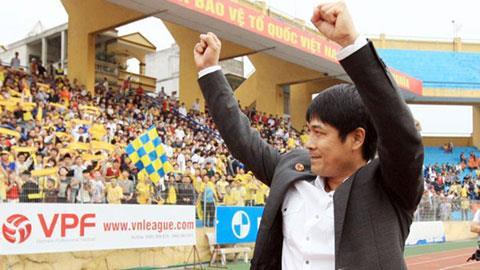 """HLV Nguyễn Hữu Thắng (SLNA): """"Làm hết sức vì NHM!"""""""