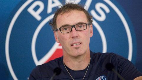 """HLV Laurent Blanc: """"PSG đủ sức vô địch châu Âu"""""""
