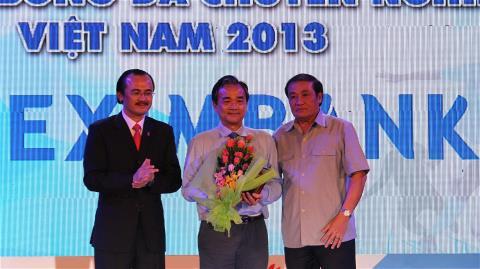 VPF tổ chức Gala trao giải mùa bóng 2013