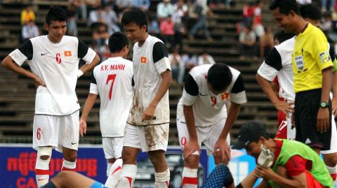BIDC CUP 2013: U22 Việt Nam dừng bước