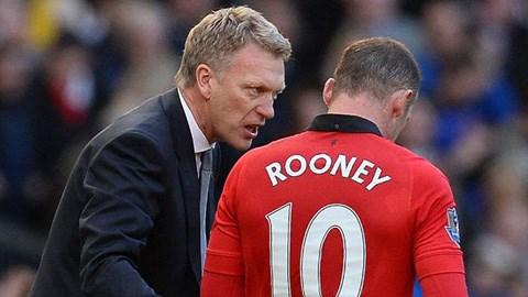 M.U sẽ không vội ký hợp đồng với Rooney