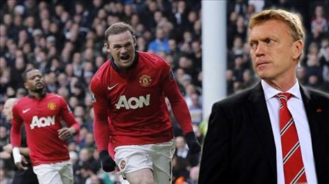 """M.U: Cần Rooney """"hy sinh"""" để cứu lấy tuyến giữa"""