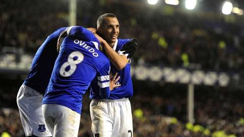 M.U 0-1 Everton: Quỷ chết tại hang