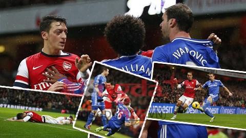 5 điều rút ra sau trận hòa giữa Arsenal và Chelsea