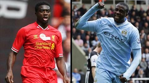 """Fan Man City và Liverpool rủ nhau """"hòa ca"""""""