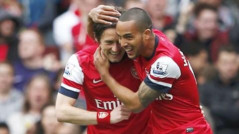 Lăng kính: Arsenal - có một cách vô địch khác