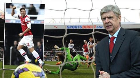 Góc nhìn: Arsenal chiến thắng bằng sở đoản