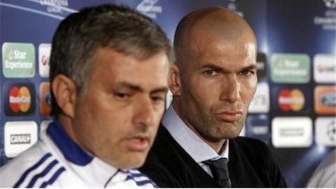 """Zidane: """"Tôi chưa bao giờ là trợ lý của Mourinho"""""""