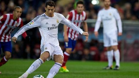 Kỷ lục mới của Ronaldo: Ghi bàn ở tất cả các phút!