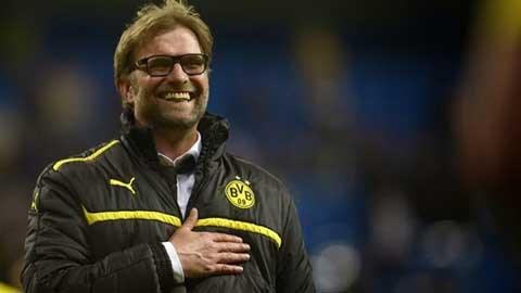 Klopp từ chối Barca để ở lại Dortmund