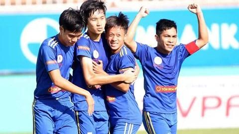 """Thầy """"Giôm"""" thử việc 17 cầu thủ cho U19 Việt Nam"""