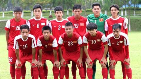 U19 Việt Nam chốt danh sách sang Nhật Bản tập huấn