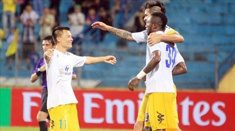 HN.T&T 5-0 Nay Pyi Taw FC: Hiên ngang vào tứ kết