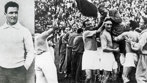 Lịch sử World Cup 1934: Thua để sống, thắng cũng để sống
