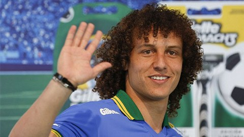 Gia nhập PSG, David Luiz sẽ thành trung vệ đắt nhất thế giới