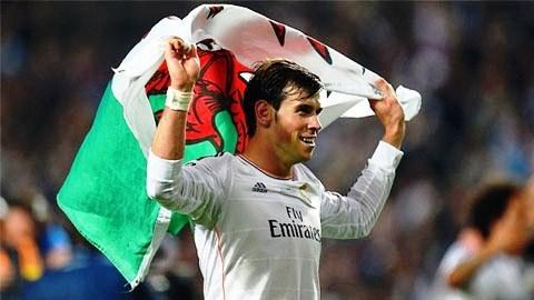 Gareth Bale: Decima-giá-86-triệu-bảng của Real