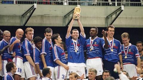 World Cup 1998: Chiếc cúp vượt tầm... World Cup!